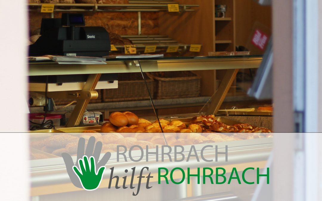 Bäckerei Schöllhorn für Sie da
