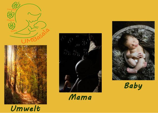 UMBasala Umwelt – Mama – Baby – Wir liefern!