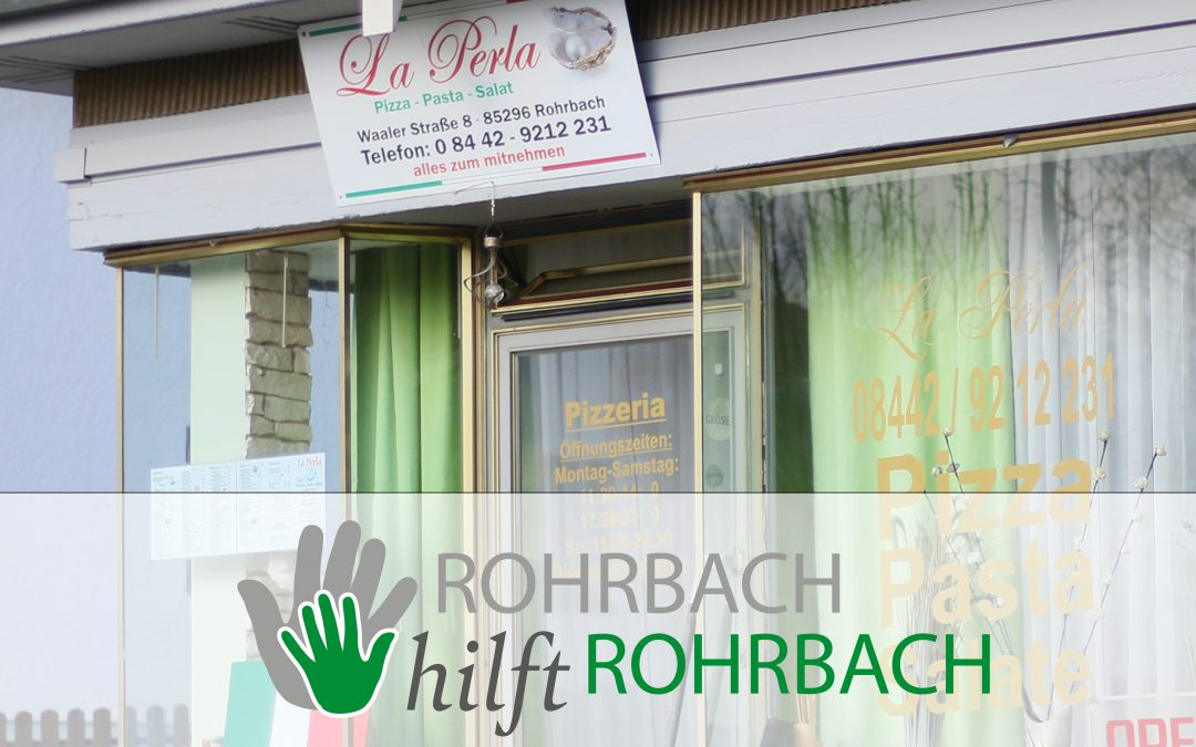 Pizza, Pasta & Herzlichkeit: Pizzeria La Perla hat für Euch geöffnet