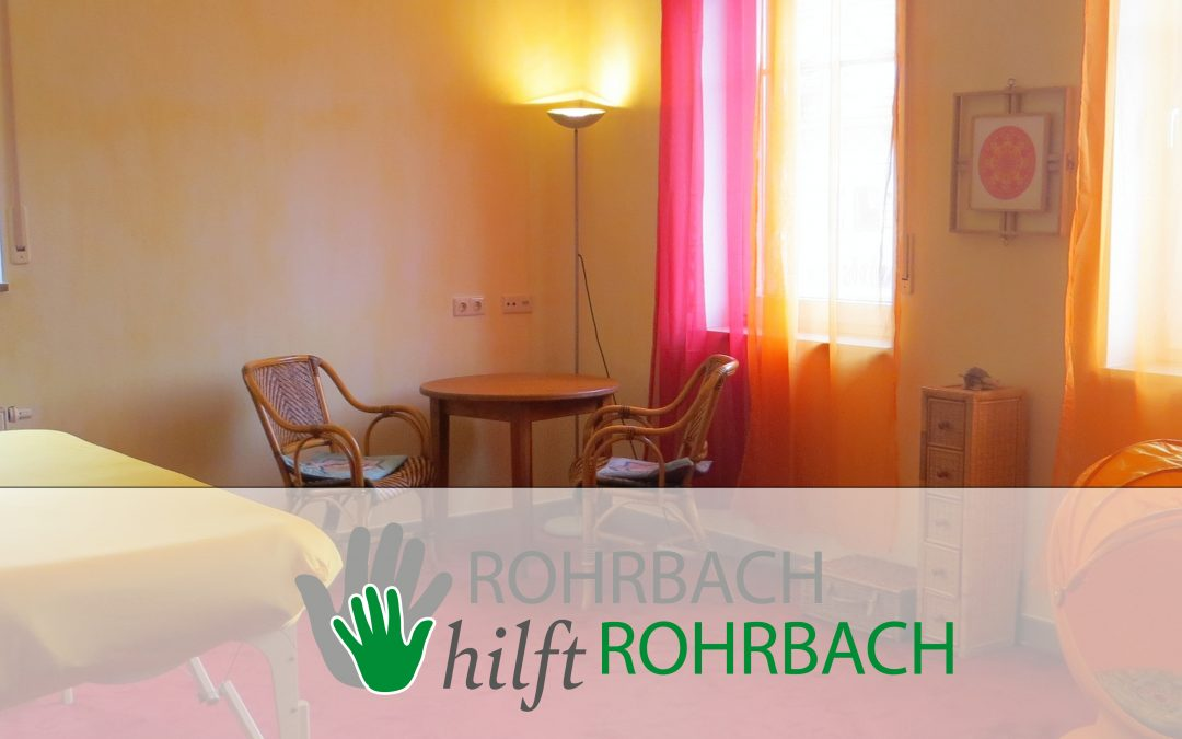 Karen Spradley Rohrbach hilft Rohrbach Praxis 3
