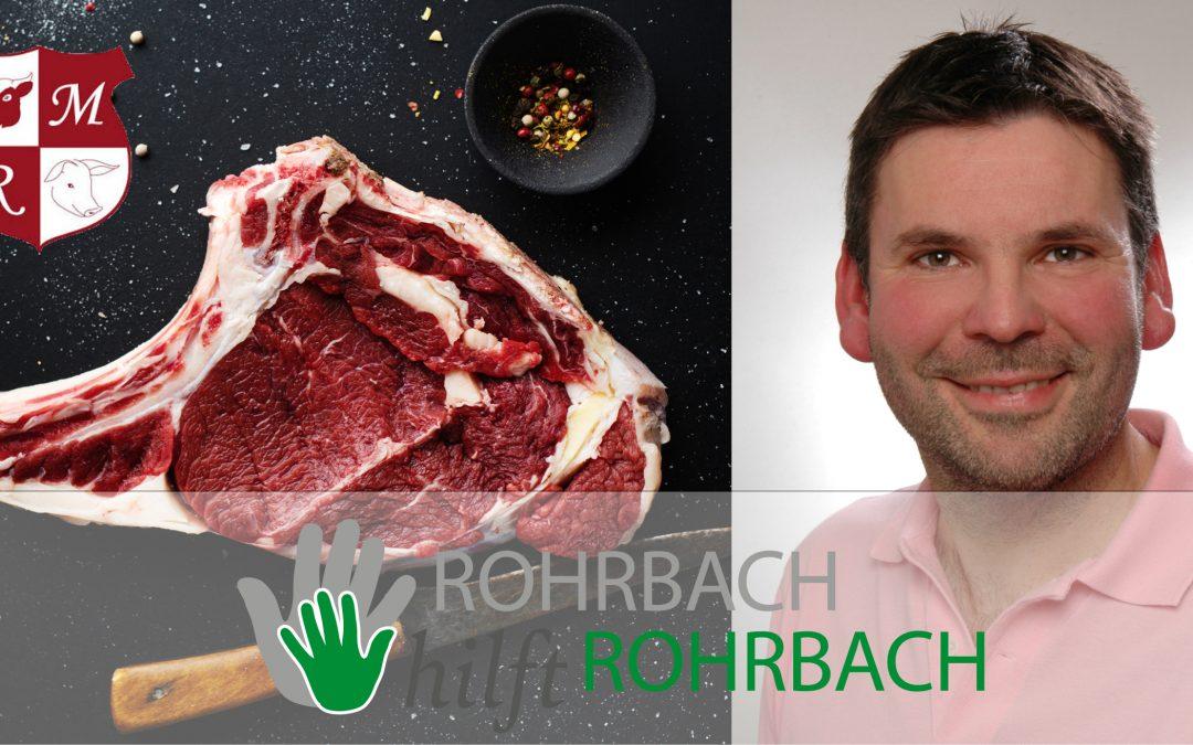 Metzgerei Mair in Rohr: Fleisch von höchster Qualität