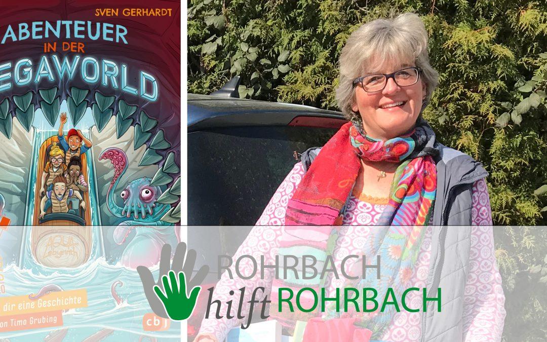 Ein Buch als Geschenk zum Welttag des Buches
