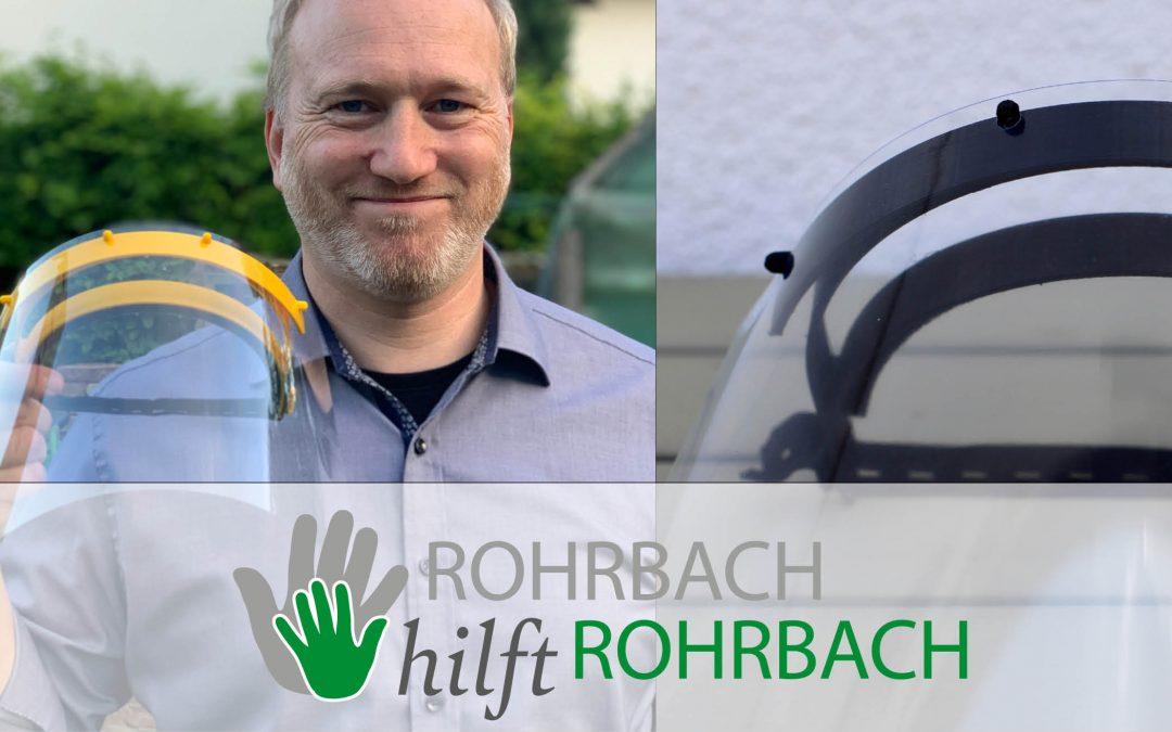 High-Tech Masken aus Rohrbach