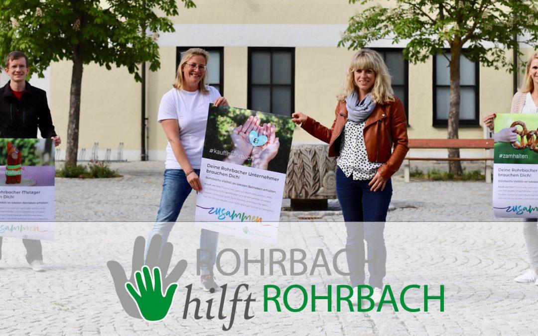 Rohrbach-hilft-Rohrbach ist weiter aktiv für Euch