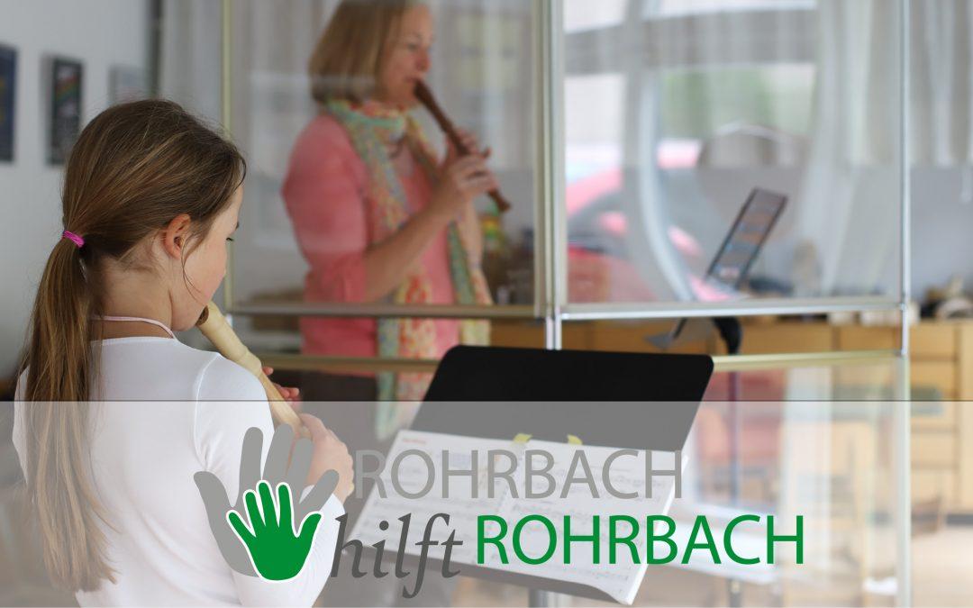 Gute Musik wieder LIVE im Zentrum von Rohrbach