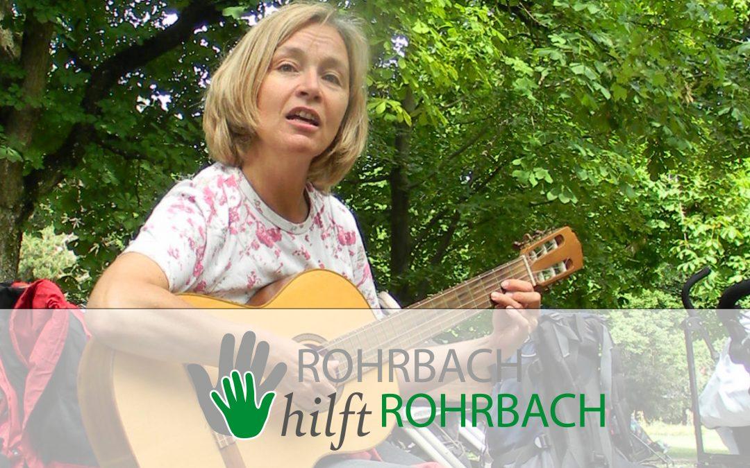 Mit Herz und Musik: Musikpädagogin Gusti Gärtner