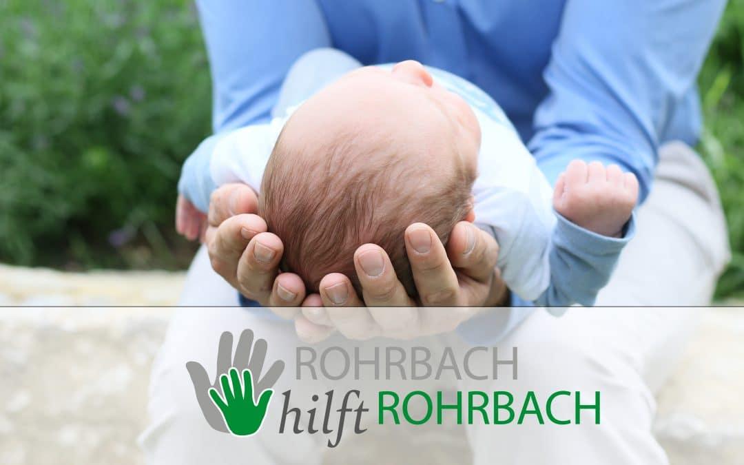 Eltern-Vortrag im Gesundheitszentrum: Wie wichtig ist Kuscheln für Babys?