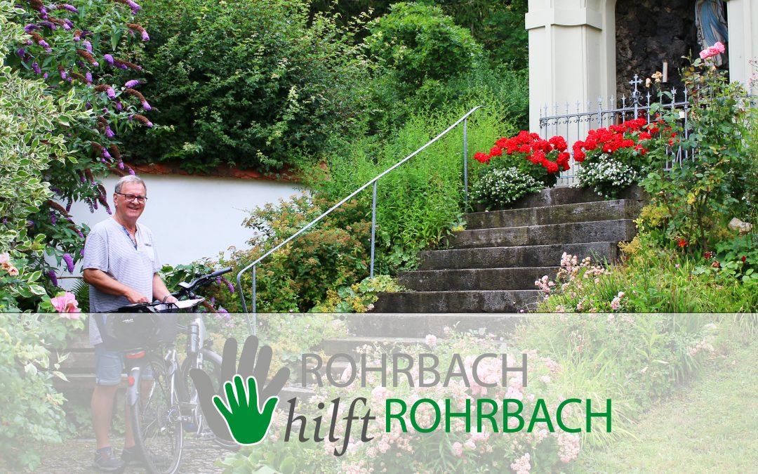 Bilder-Rallye durch Rohrbach vom 15. bis 31. August