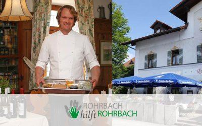 """Gasthaus Zeidlmaier """"FÜR DAHOAM"""", wieder ab Freitag 13.11."""