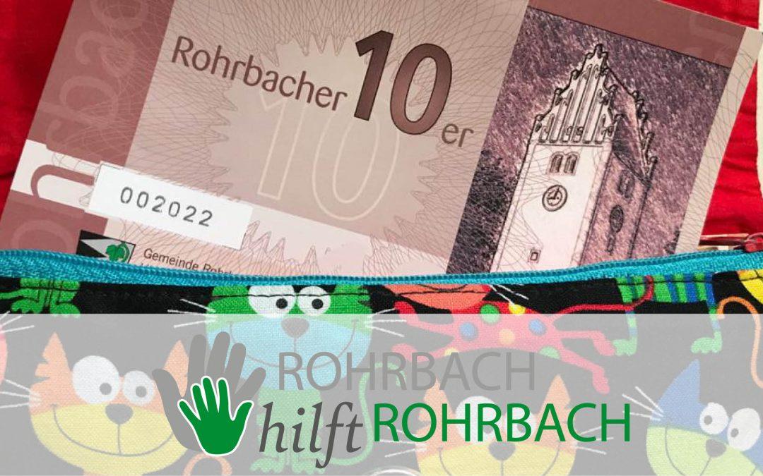 Rohrbacher 10er – eine last minute Geschenkidee aus der Region