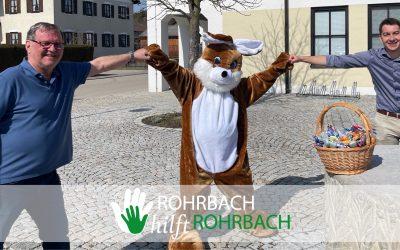 ROHRHASI ist in & um Rohrbach unterwegs
