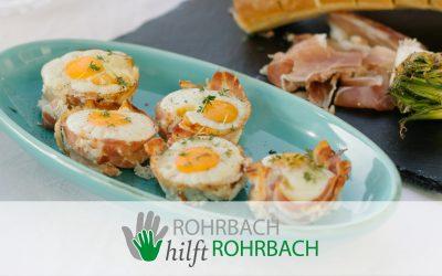 Annas Rezepttipp für den Osterbrunch: Bacon-Ei-Muffins
