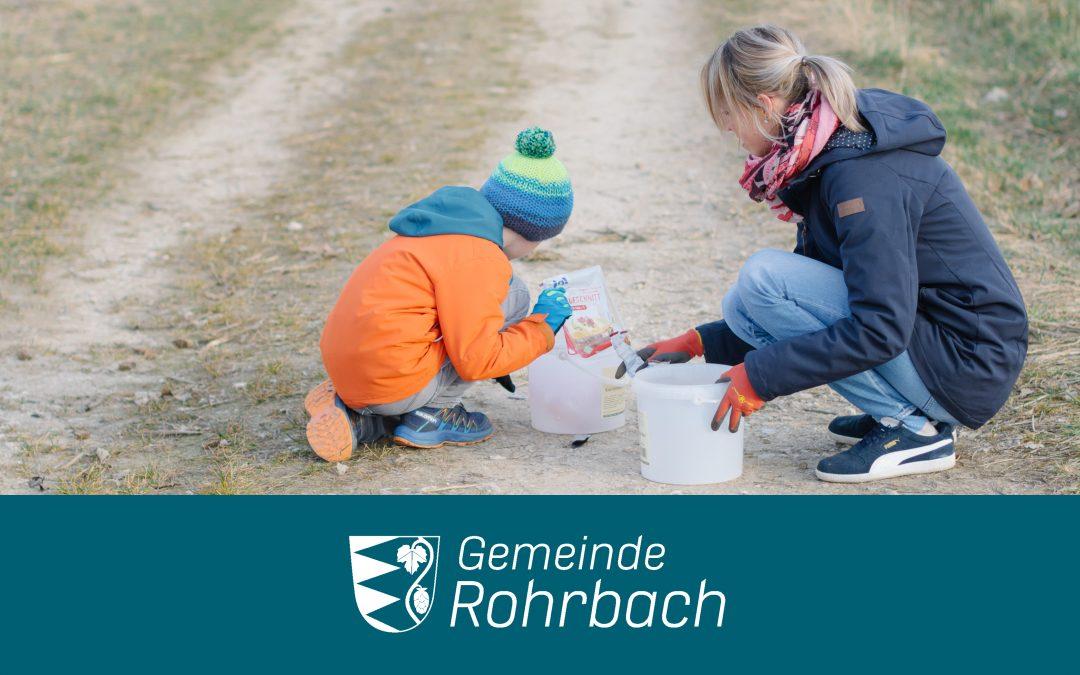 """Rohrbach """"rammd auf"""""""