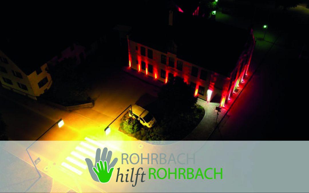 #AlarmstufeROT in Rohrbach